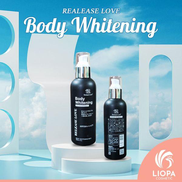 Kích trắng body release love whitening