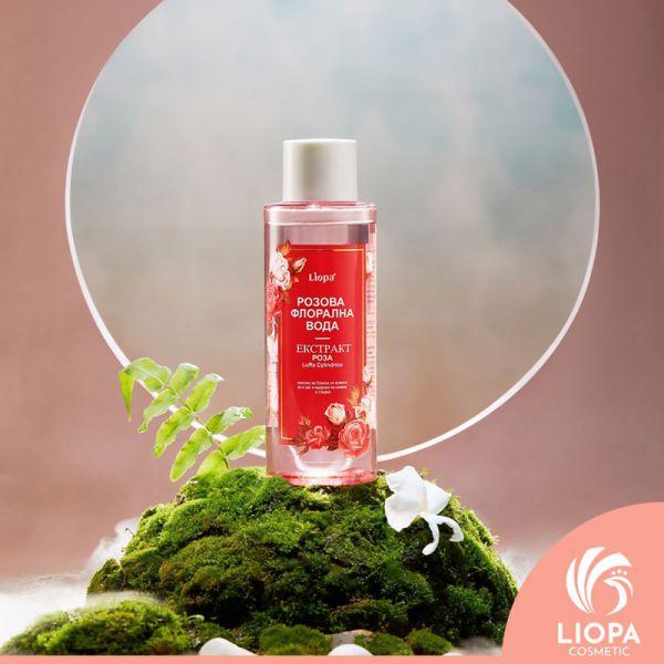 Nước hoa hồng BULGARIA chiết suất 100% thiên nhiên - LIOPA