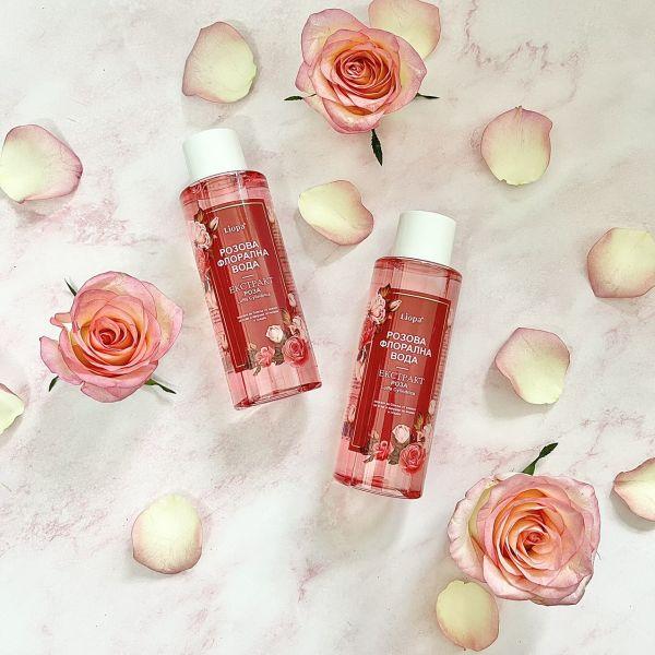 Review nước hoa hồng Bulgaria Rose tự nhiên 100% LIOPA