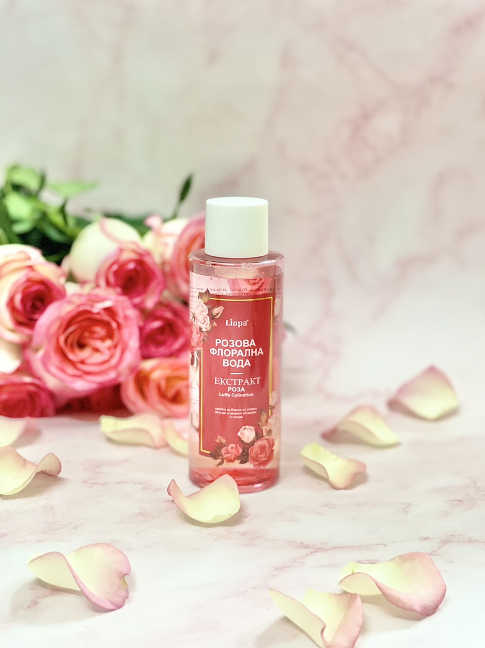 Đặc điểm của nước hoa hồng